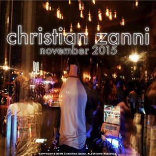 christian zanni :: november 2015 (studio mix)