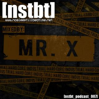 [nstbt_podcast_007] - Mr. X
