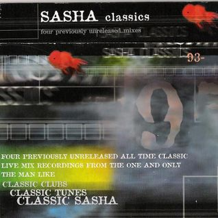 Sasha - Live @ Bangkok Coventry Dec 1993