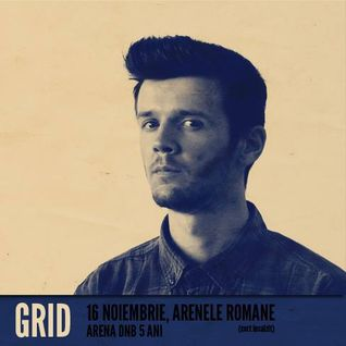 Grid - Warmup set for Sub Focus @ Arena Dnb 16.11.2013. - Rerecorded