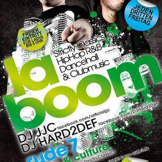 La Boom Strictly Classics @Rude7, Mannheim 18-11-11 - uncut liveset