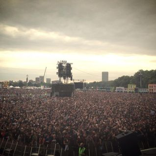Youth & Jon McClure's DJ Mix, Main Stage, The Libertines, Hyde Park 2014