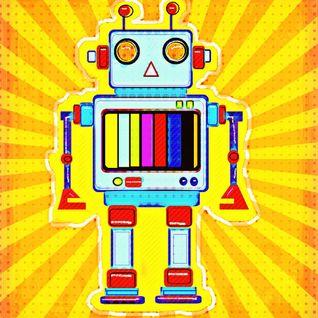 DJ EZE-Robot meets Mr. Nelson ©2013PSP