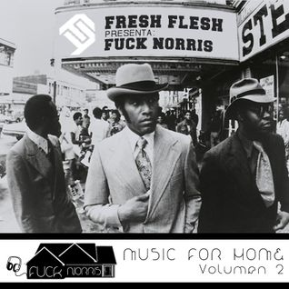 "FUCK NORRIS ""MUSIC FOR HOME VOL.2"""