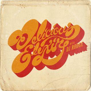 Delicious Elixir - Show 117 - Mo'Funk