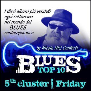 BLUESTOP10 - Venerdi 29 Luglio 2016 (cluster 5)
