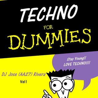 Techno for Dummies Vol 1
