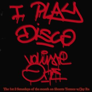 I Play Disco Vol.1