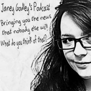 Episode 186, Janey Godley's Podcast!