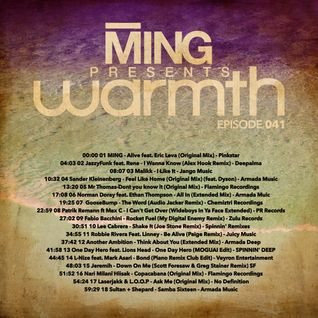 MING Presents Warmth 041
