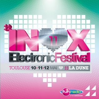 Mathieu Bouthier - Live @ Inox Electronic Festival (Toulouse) - 11.05.2013
