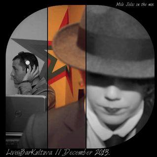 Live@KulturaBar, December 2013.