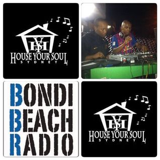 House Your soul Radio on BBR 9:7:15 Feat Vincent Segami (South Africa)
