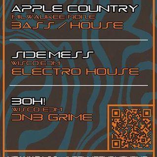 Apple Country Live Cardinal Bar Madison 9-26-14