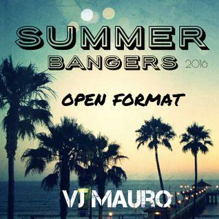 Vj Mauro Summer Bangers 2016