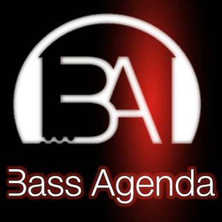 Bass Agenda 34 with guest selections from Bass Junkie & mix by Lifeless Tissue