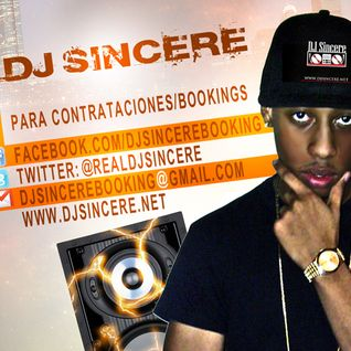 DJ Sincere - Reggaeton Mix (El Verano 2013)