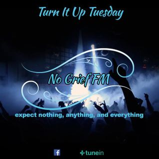 Andrew Prylam on Turn it Up Tuesday on No Grief Fm 16-8-16