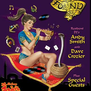 Andy Smith & Dave Crozier - Lost & Found at Madame Jo Jo's Every Sat