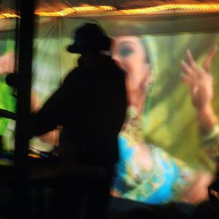 DJ Story @ Pisces/Aries Full Moon Gathering 8.25.13