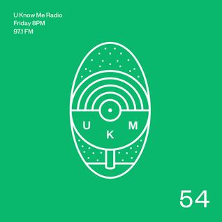 U Know Me Radio #54 | Special Guest - Lux Familiar | Kaytranada | Nick Hook | Equiknoxx | Mister Woo