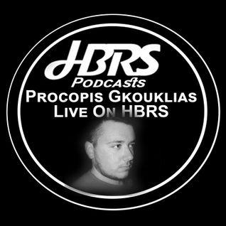 Procopis Gkouklias Live On HBRS 26-08-16