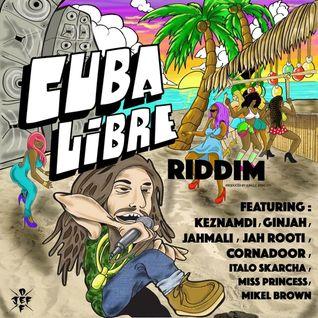 Selekta Faya Gong - Cuba Libre Riddim mix promo 2016