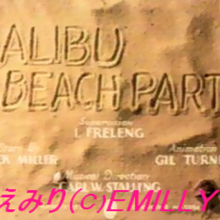 Malibu Beach Surfers Party2015-04