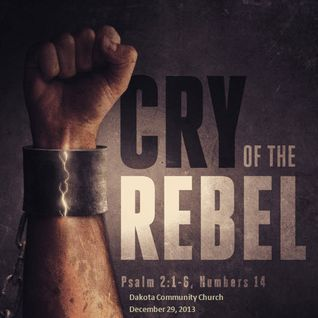Cry of the Rebel - Audio