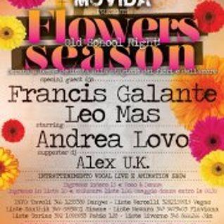 Francis Galante & Leo Mas live @ Spazio A4 - 14 04 2012