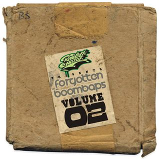 sho presents forgotten boombaps vol.2