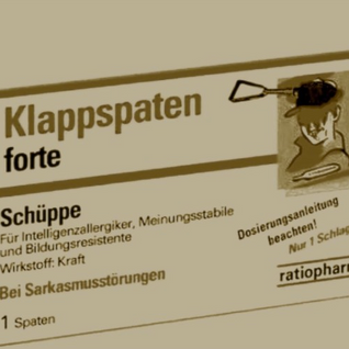 Jaques Raupe - Klappspaten Forte (Podcast)