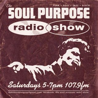 Jim Pearson & Tim King Present The Soul Purpose Radio Show Radio Fremantle 107.9FM 25.06.16