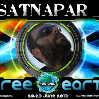 Free Earth Festival 2013 Satnapar Dj set @ Chillout Stage