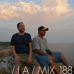 IA MIX 188 Colours Of Observation