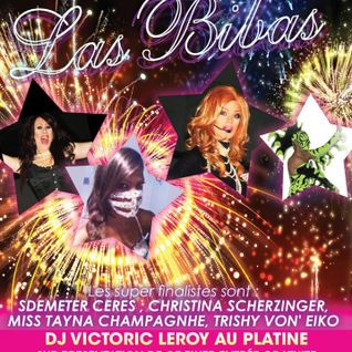 las bibas mix live with Stela ROCHA