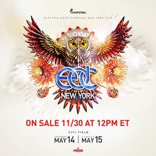 Dada Life - Live @ Electric Daisy Carnival 2016 (New York) - 14.05.2016