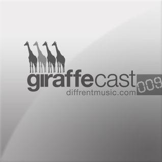 "Diffrent Music ""GiraffeCast 009"" [Dexta & Hunchbak]"