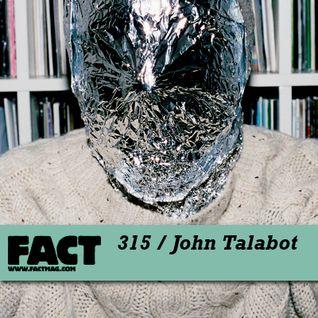 FACT Mix 315: John Talabot