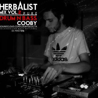 HERBALIST Mix Vol.2 - Cooby selecta