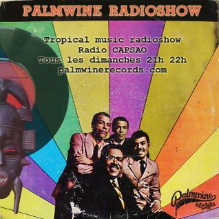 Palmwine Radioshow #12 / by ORL Muzzicaltrips