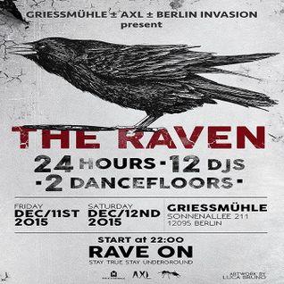 GØDEL @ The Raven - Grießmühle Berlin - 11.12.2015
