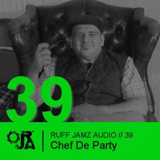 RJA 39 The Earl - Ruff Jams Audio Podcast 039 For Ooft Music