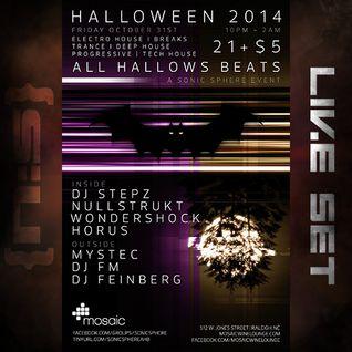 All Hallows' Beats (Live Trance Set)