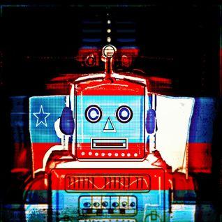DJ EZE-Robot Heartbeats Dead Battery ©2013PSP