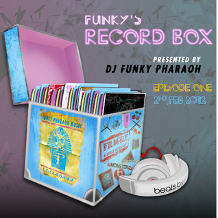 FUNKY'S RECORD BOX Radio Show - Episode 1