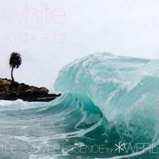 WHITE KICKS #12