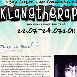 Chris le Beat - Klangtherapie Flashback  (Promo 072011)