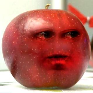 The annoying Techno Apple