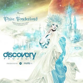 White Wonderland 30min mix - Discovery Project, AirFlo